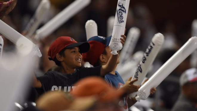 El Paso took a7-2 win Thursday night at Greater Nevada Field.