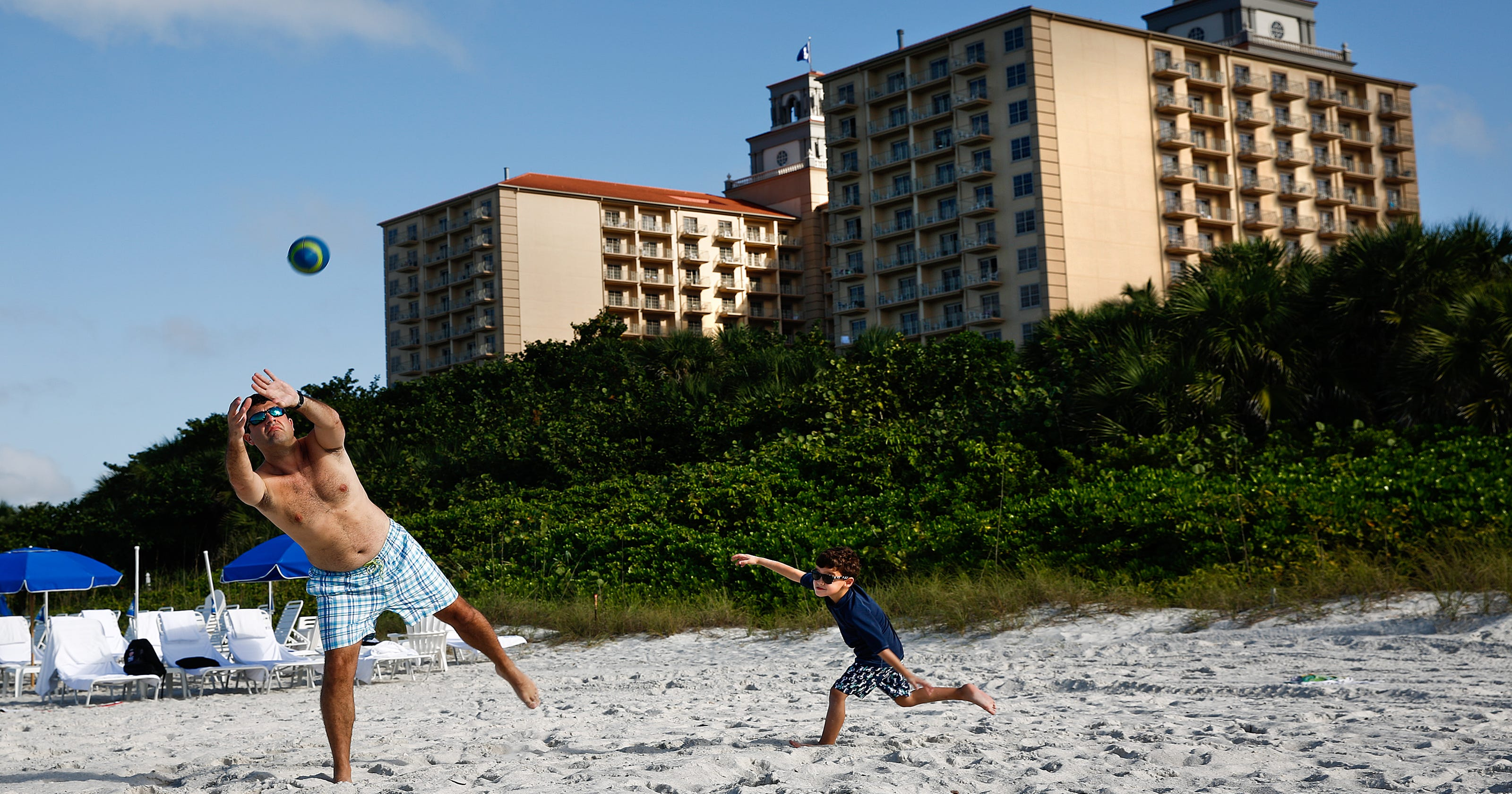 6efb677547e523 Ritz-Carlton beach resort in North Naples to close in summer for renovations