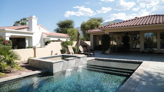 Jerry Marymont's La Quinta home was managed as a vacation rental by Luxe Vacation Homes, July 23, 2018. The company abruptly closed on July 6 amidst accusations from homeowners and vendors that the company owes them tens of thousands of dollars.