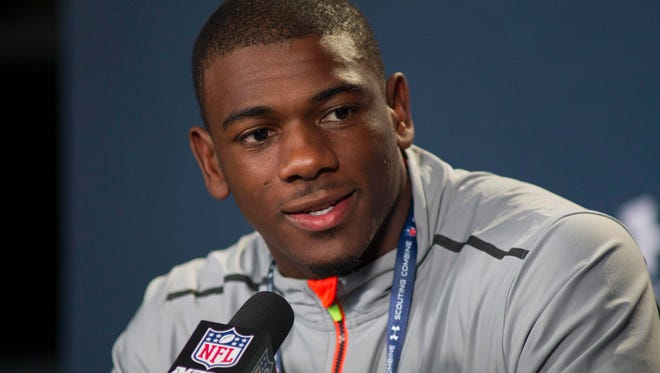 Feb 19, 2015; Michigan wide receiver Devin Funchess.