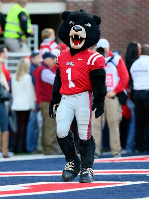 Ole Miss announced the retirement of its on-field mascot, Rebel the Bear, last week.