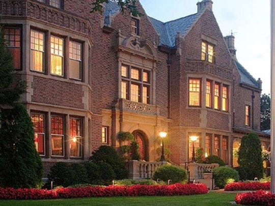 The Minnesota Governor's Residence is open for tours two days a month during the summer.