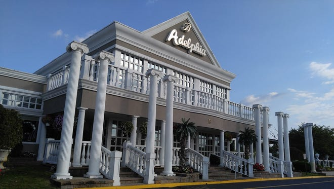 Adelphia Restaurant will provide a large banquet hall for the setting of a lucky couple's free wedding.