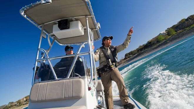 Texas Game Warden - notes from the field