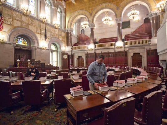Albany Senate