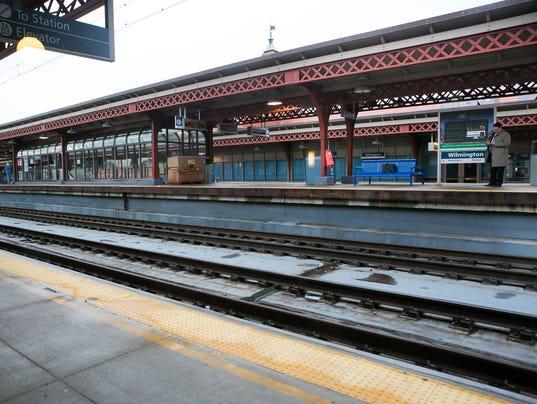 News: Trains