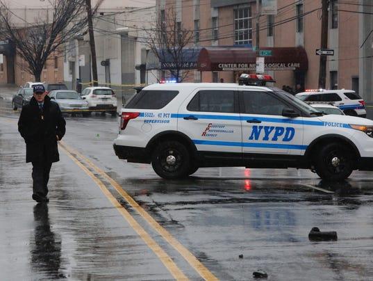 Mount Vernon police involved shooting