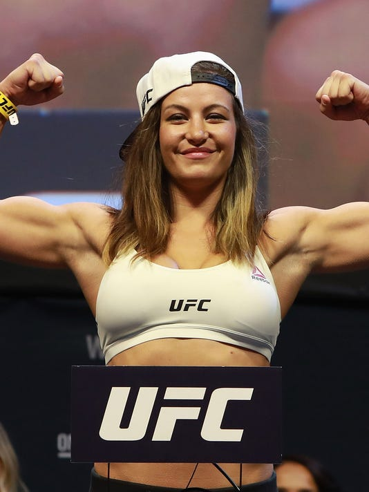 GTY 622500504 S SPO MAR UFC USA NY