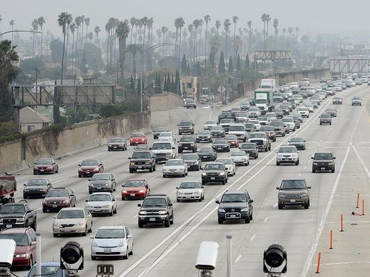 Traffic Congestion Costs Motorists Extra 38 Hrs A Week And Hundreds Of Dollars