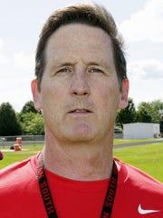 Sheboygan South Football Coach Scott Rice
