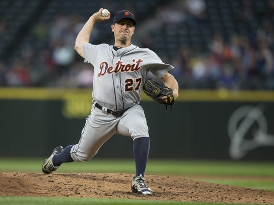 Detroit Tigers v Seattle Mariners