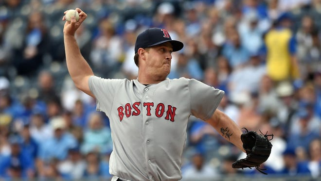 With eight wins and a 2.18 ERA entering Monday, Red Sox knuckleball pitcher Steven Wright has been a valuable pickup for many fantasy owners.
