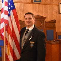 The Brighton Masonic Lodge No. 247 F&AM named Jack M. Miceli as their Mason of the Year for 2015.