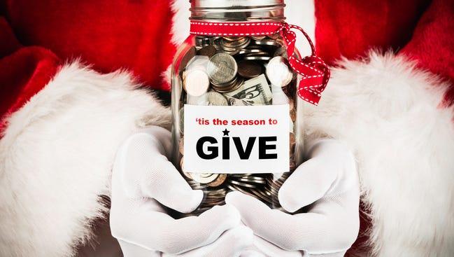 File Image - Christmas Charity