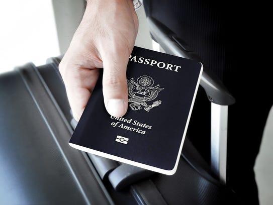 U.S. passport fees increased $10 on April 2.