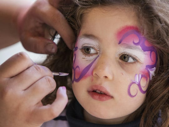 Good Shepherd Children's home will host a fall festival and face painting is one of the offerings.