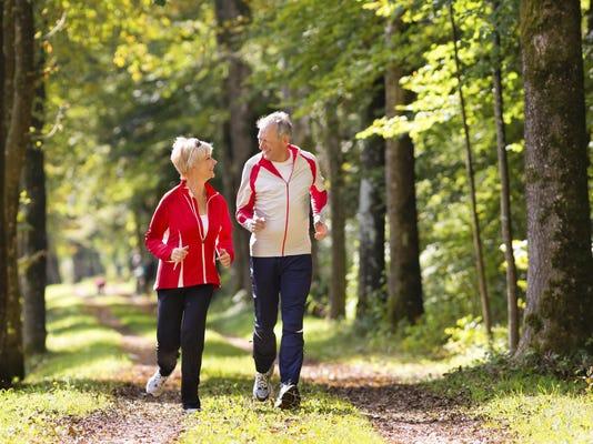 Elderly active