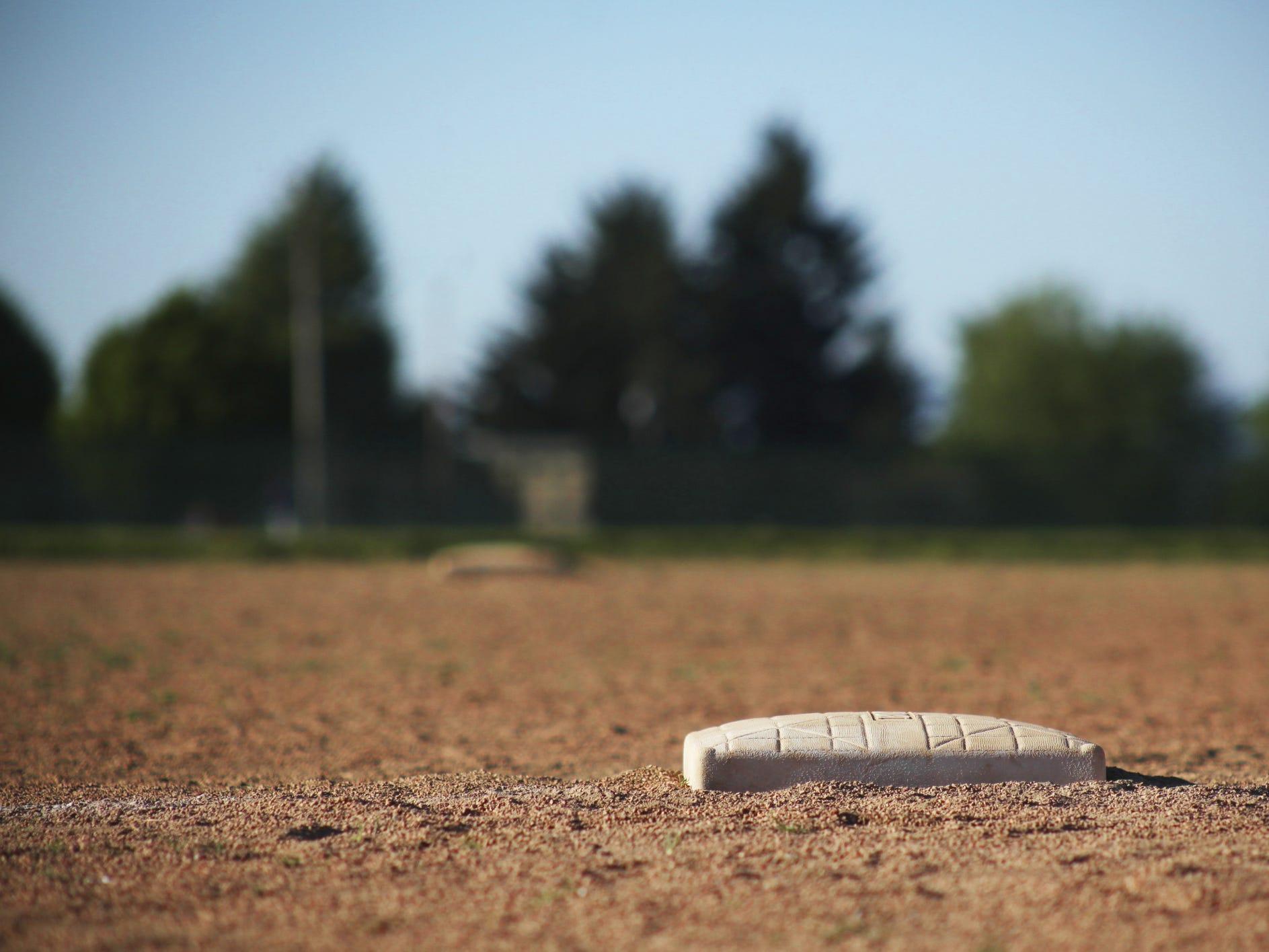 Softball Base.