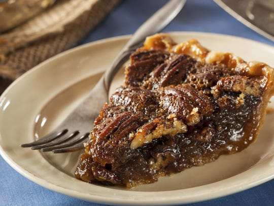 Pecan pie is a dietary disaster, with more than 700 calories per serving.