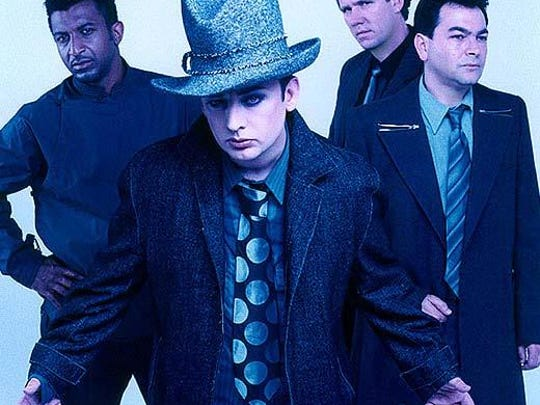 Culture Club will perform at Clowes on July 15.