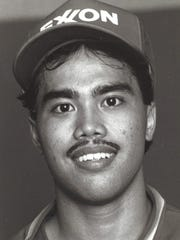 Edwin Castro Sport: Baseball Team: Exxon Tigers Photo