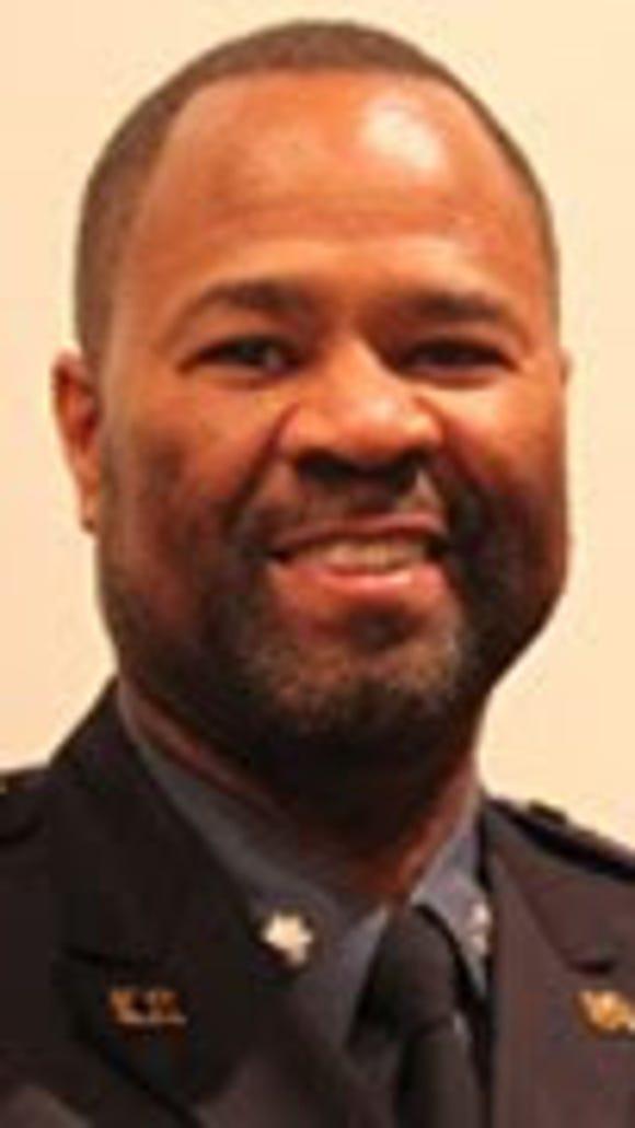 Kansas City Police Chief Darryl Forte