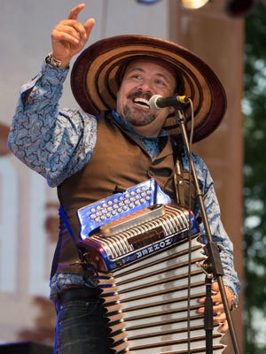 Terrance Simien has played more than 7,000 shows in 45 countries in his 30-year music career.