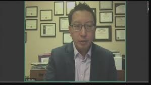 Monroe County Health Commissioer Dr. Michael Mendoza says not to let your guard down, even with a negative COVID-19 test.
