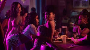 """P-Valley"" looks at life inside and outside a Mississippi strip club."