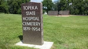 The Topeka State Hospital Grounds is a stop on the downtown Topeka Ghost Tours of Kansas.