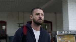 """Justin Timberlake plays a small-town football star starting over after a criminal conviction in """"Palmer."""