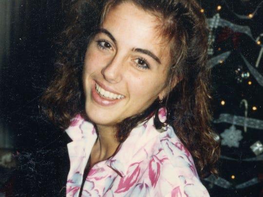 Terri Schiavo is shown before she suffered catastrophic