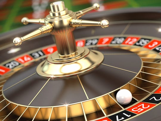 Roulette tables will be available during the Las Vegas Gala to benefit the Anderson Free Clinic.