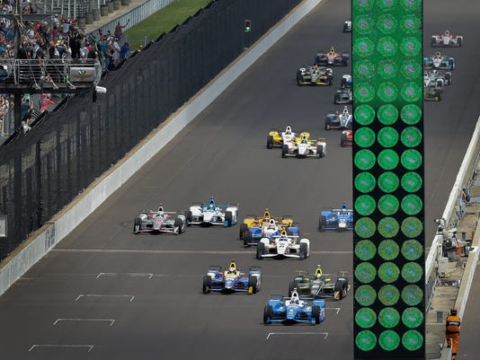 Indy 500 2018 Will Need Bump Day For 33 Car Field