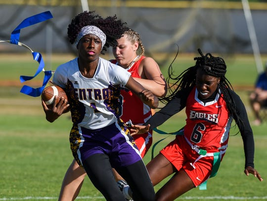 Fort Pierce Central battled St. Lucie West Centennial