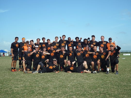Ring of Fire ultimate team has qualified for Club Nationals