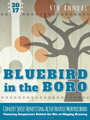 Bluebird in the Boro is set for March 6-8.