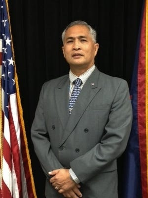 Former Guam Homeland Security Advisor Ambrosio Constantino was indicted in the U.S. District Court of Guam on theft of government property and aggravated identity theft charges.