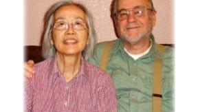 Gary and Miyoko Mudge