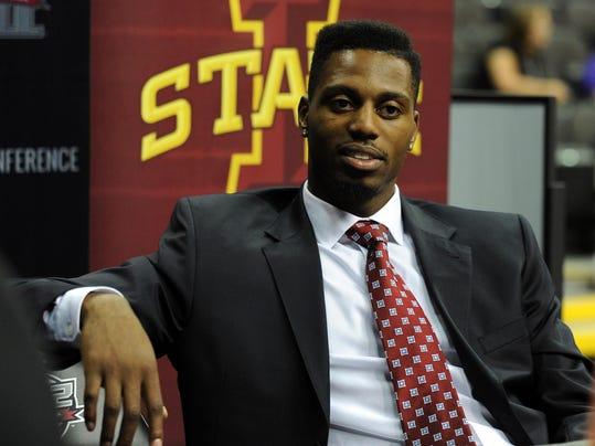 USP NCAA Basketball_ Big 12 Media Day