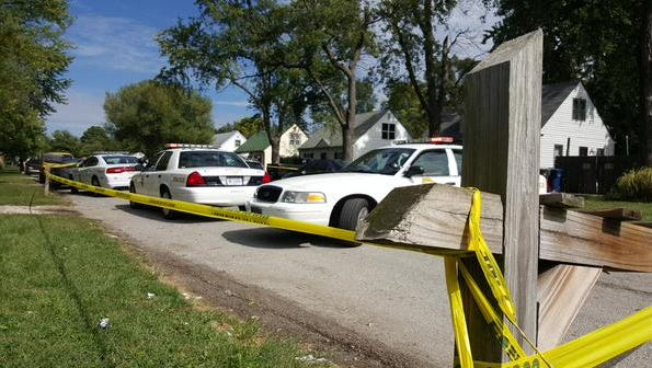 The fatal shooting of a 36-year-old on the Westside was Indianapolis' 100th criminal homicide of 2015.