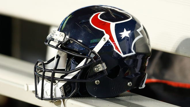 The Texans are scheduled to play their next two games at home in Houston.