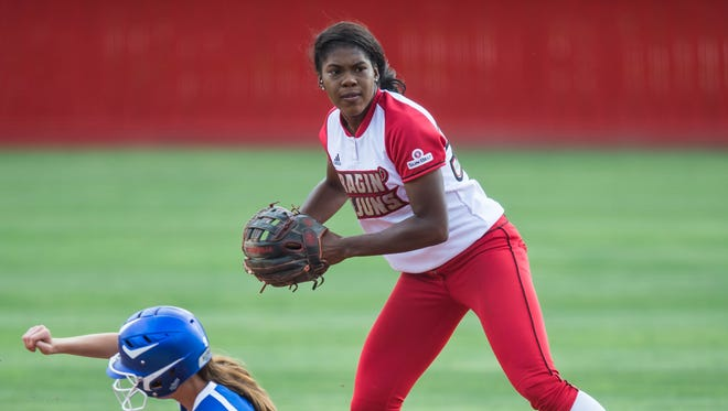 UL shortstop DJ Sanders earns NFCA first-team All-American recognition Wednesday.