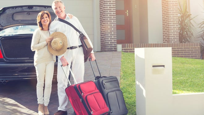 To rest easy on vacation, follow these six tips to make sure your home isn't a beacon to burglars.