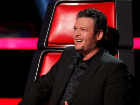 Blake Shelton may soon be asking you to use your Twitter vote to save one of his contestants.