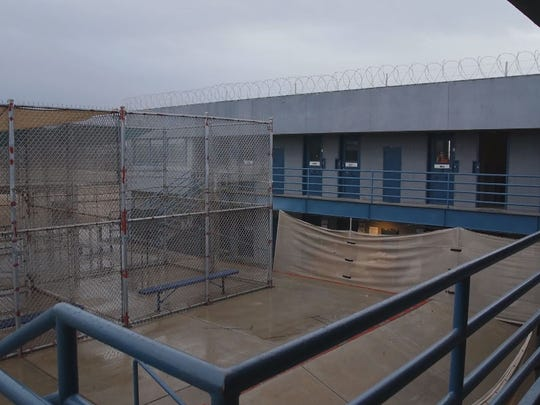 Arizona has only one state prison that houses women: the Perryville prison in Goodyear.