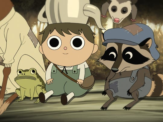 """Gilbert resident Collin Dean, 9, lends his voice to Cartoon Network when he participates in its mini-series called """"Over the Garden Wall."""""""