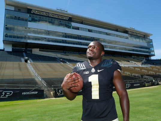 Purdue S D J Knox A Mentor On The Mend