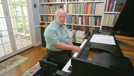 Stanley Dearman, the 84-year-old retired editor and