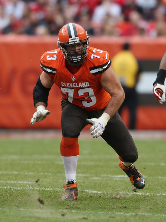 Sorry, Detroit Lions: Browns not planning to trade Joe Thomas
